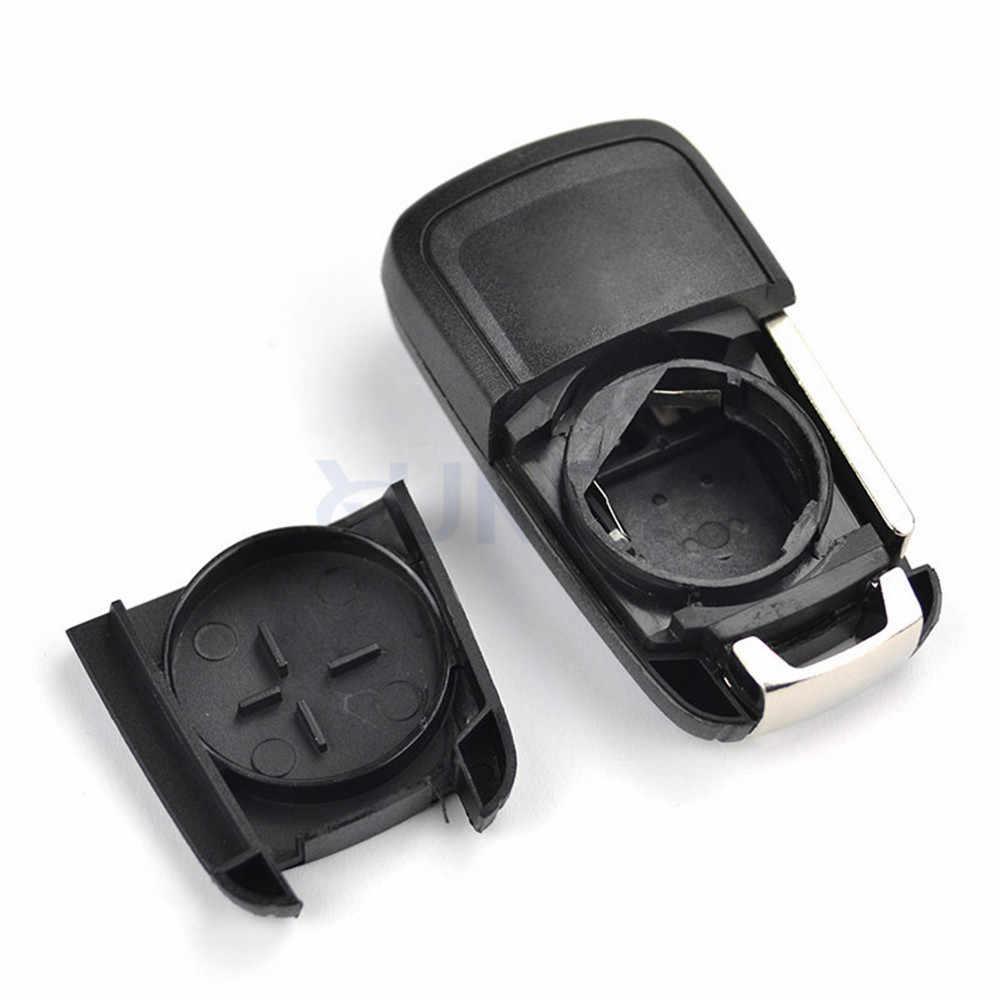 2 pulsante Car Key Fob Caso di Sostituzione di Vibrazione A Distanza Copritastiera Borsette Per Cruze Holden Barina Trax Colorado 2009 - 2014