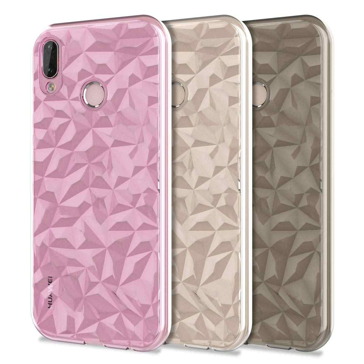 Luxury Thin Soft 3D Diamond Case for Samsung Galaxy A10 A20 2019 A20E A30 A40 A50 A60 A70 M30 A2 Core A6 A8 Plus A7 2018 Fundas
