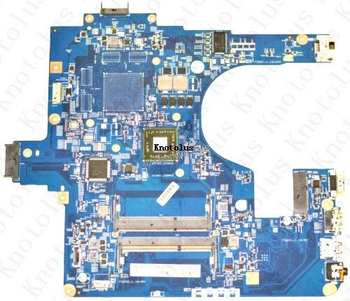 48.4ZK10.021 NBM811100H pour carte mère d'ordinateur portable acer asipre E1-522 EM2500 ddr3 livraison gratuite 100% test ok