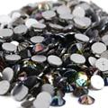 SS8 Rainbow 1440pcs Non Hotfix Rhinestones 2.3mm crystal flatback Nail Art Rhinestones