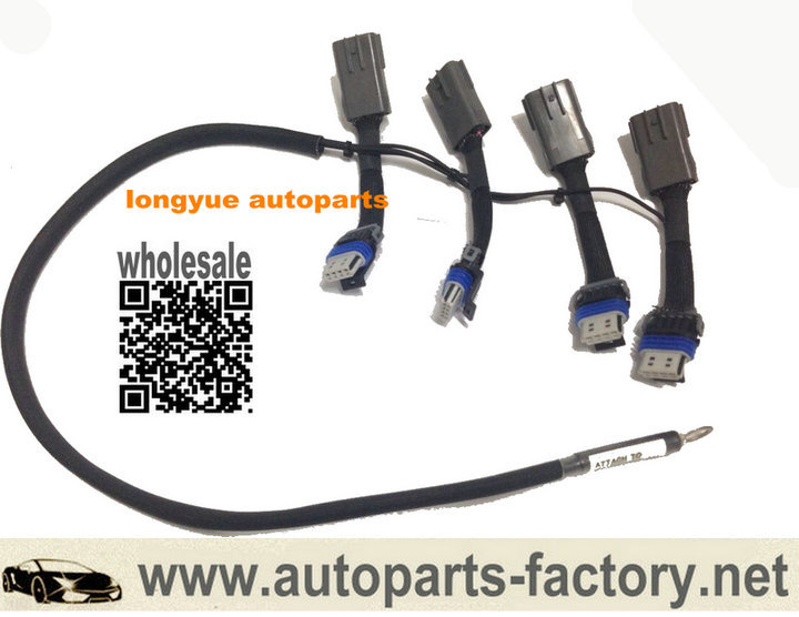 """longyue LS2 / Yukon Ignition Coils to RX8 Harness Adapter with High Quality 28 """""""