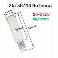 אנטנה עבור ZQTMAX 20-25dBi אנטנה חיצונית עבור אות 4G 2G 3G המאיץ לקבל מהדר נתונים סלולריים 698-2700mhz הסלולר (2)
