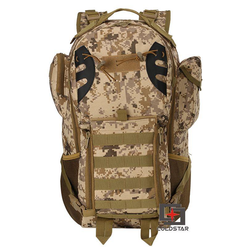 Sac à dos de randonnée 45L militaire homme sac à dos randonnée Camping hommes sac de sport tactique Trekking armée sac à dos