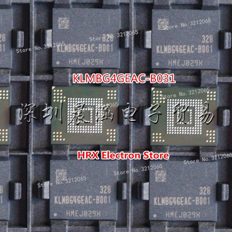100% Nouveau Original KLMBG4GEAC-B031 32G BGA EMMC KLMBG4GEAC B031100% Nouveau Original KLMBG4GEAC-B031 32G BGA EMMC KLMBG4GEAC B031