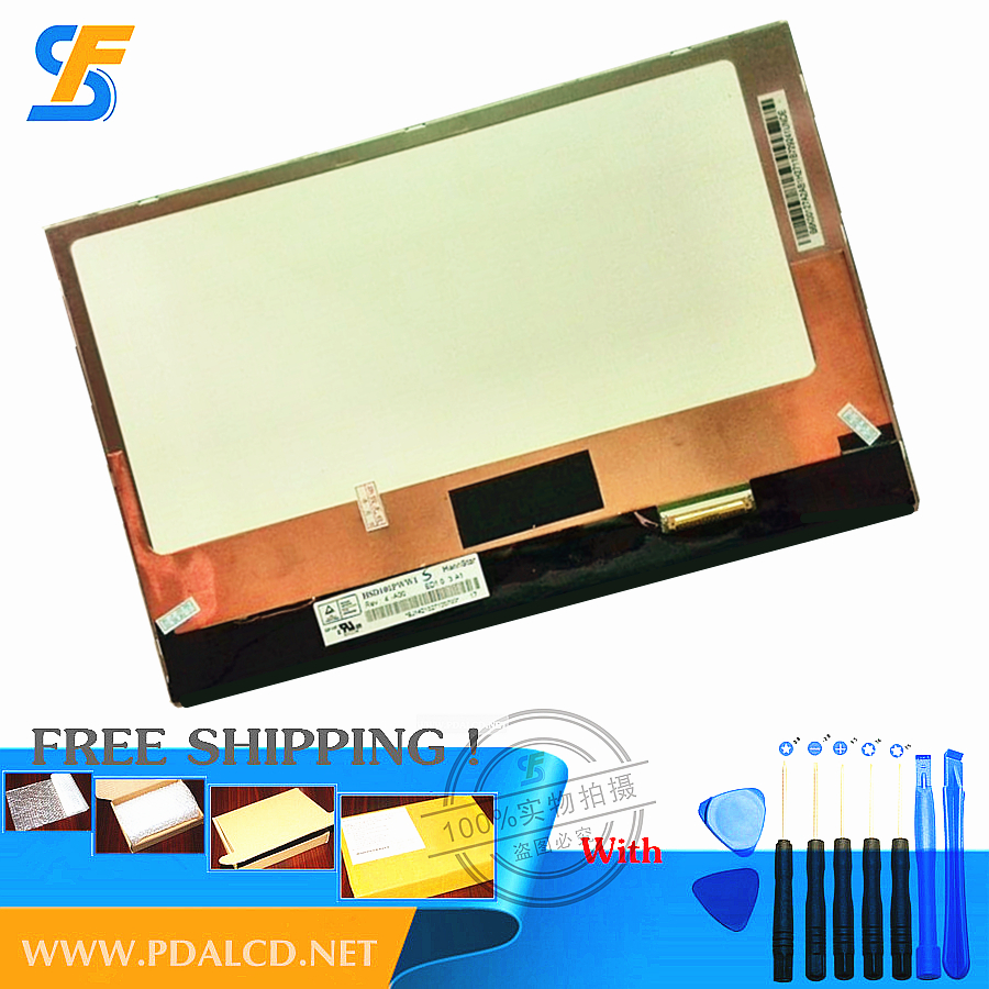 Original 10.1 inch IPS LCD Screen for HSD101PWW1-A00 Rev:4 Tablet PC OLED LCD display Screen panel Repair replacement