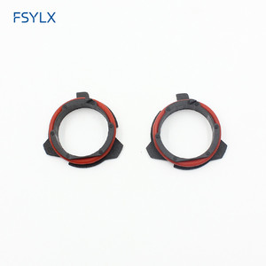 Image 3 - Fsylx 50pc farol do carro clipe retentor adaptador titular para bmw série 5 e12 e28 e34 e39 e60 e61 f10 f11 led farol h7 adaptadores
