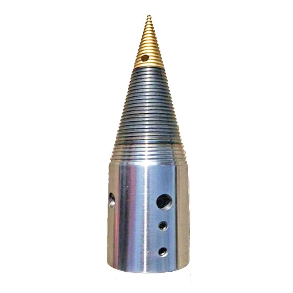 Wood Wood Cone Machine Splitter  Hammerelectric Wood Drilling Split Bit Tools Log Chopper Split Splitters Cone Drill Bit Bits
