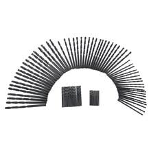 50pcs/Set Twist Drill Bit Set Saw Set HSS High Steel Drill Woodworkin Tool 1.5-10mm For Cordless Screwdriver