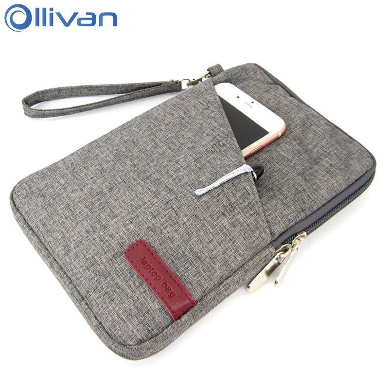 Ollivan Soft Tablet Sleeve Bag For Amazon e-book 5 6 Liner Pouch Tablets e-Books Case Cover For Kindle 558/Paperwhite 3/Voyage sleeve pouch case for amazon kindle paperwhite new kindle kindle voyage 6 inch easy carry e book e reader sleeve cover case bag