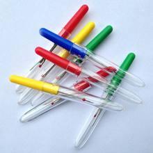 Острые стежки удалены инструмент безопасная пластиковая ручка ремесло резец резьбы распарыватель вышивки крестом Швейные Инструменты