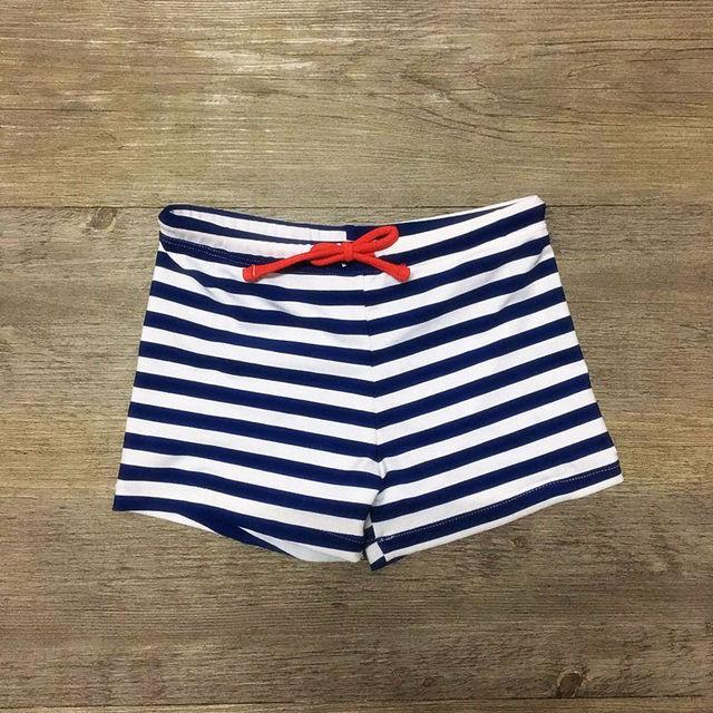 Summer Kids Swim Pants Children Boys Shorts Cartoon Print Stretch Beach Swimsuit Trunks Swimwear Pants Shorts Beach Wear