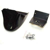 Vivid Red Front Bottom Spoiler Mudguard Cover Kit Fits Fits For Harley Sportster 1200 XL Iron