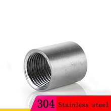 Water connection Adpater 1/8 1/4 3/8 1/2 3/4 1 1-1/4 1-1/2 Stainless Steel SS304  Fuel Female Threaded Pipe Fittings