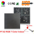 SMD P7.62 indoor  full color led module 32*32 pixels 244*244mm led board for indoor led display screen