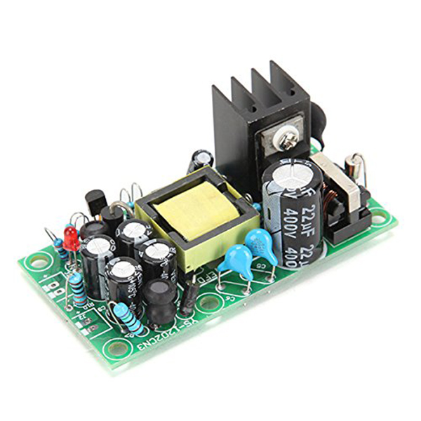 12V 5V Fully Isolated Switching Power Supply AC-DC Module 220V to 12V ac dc universal dvd 5v 12v switching power supply module exclusively for dvd evd household appliance module