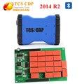 2014 R2 программное обеспечение cdp с bluetooth tcs cdp TCS cdp сканер диагностический инструмент, как МВД multidiag pro новый vci tcs cdp pro плюс