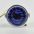52mm Car Turbo Boost Gauge Psi/Medidor de Vacío Presión de Sobrealimentación Turbo Calibre 52mm Auto Gauge Medidor de Humo Medidor de vacío