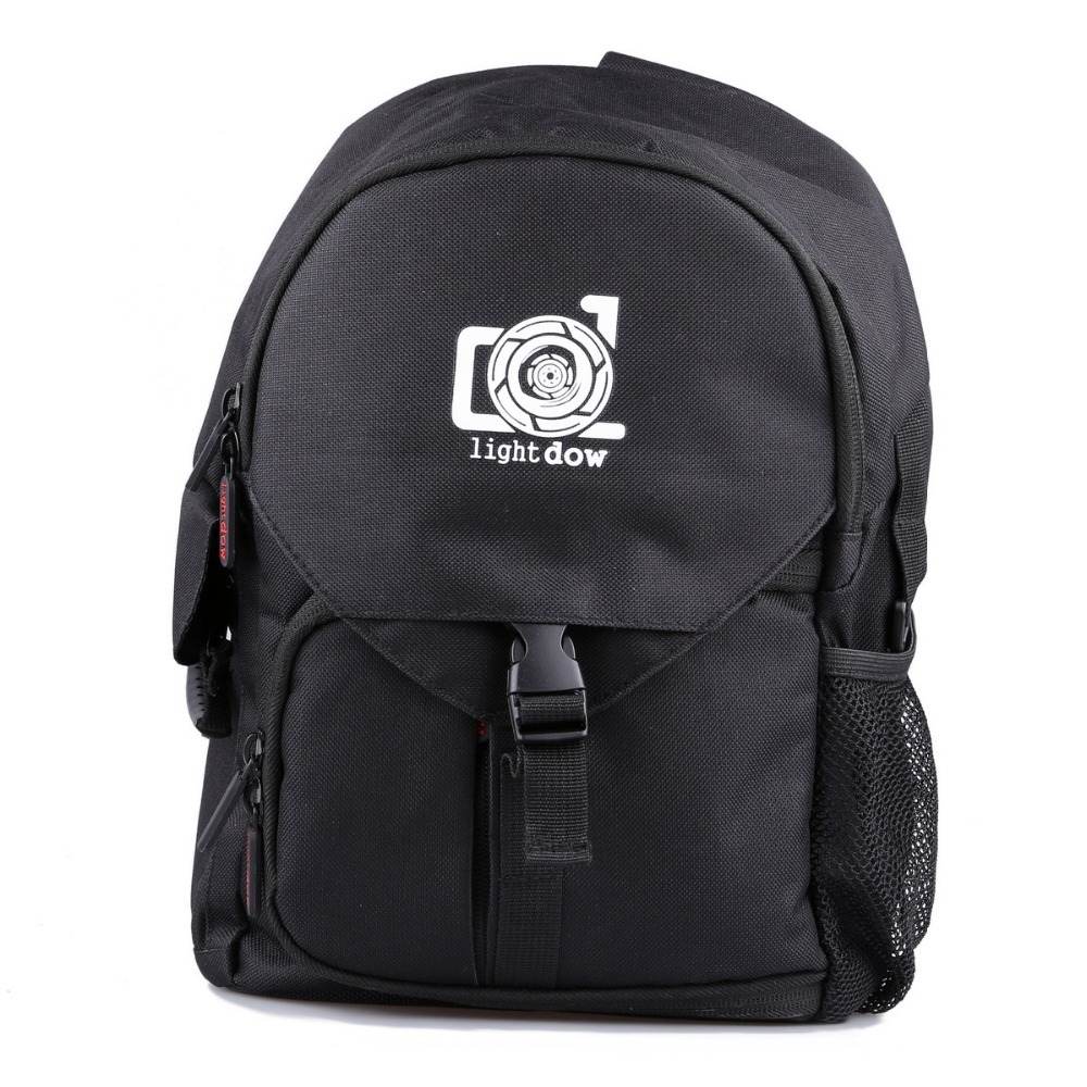 Lightdow Multi-Functional Single Shoulder Travel Camera Bag for Camera Cannon Nikon Sony DSLR Cameras and Accessories