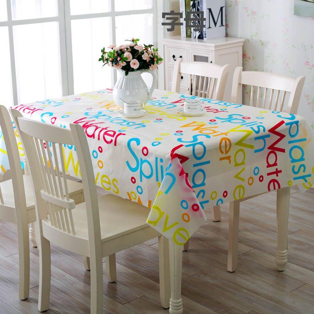 modern oilcloth tablecloth - 1000×1000