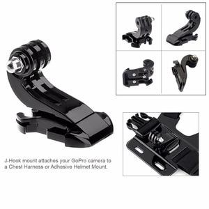 Image 4 - Аксессуары для GoPro регулируемое нагрудное крепление нагрудный ремень для GoPro HD Hero6 5 4 3 + 3 1 2 SJ4000 SJ5000 Спортивная камера