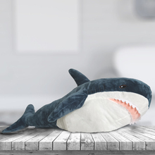 Funny Soft Shark Plush Toys Cute BLAHAJ Girls Gift Hot Appease Shark Pillow Toys Stuffed Plush  Toys for Adults &kids plush ocean cartoon shark toys soft cute pillow super soft stuffed animal shark dolls best gifts for kids friend baby 21
