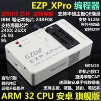 EZP_XPro programador USB placa base enrutamiento LCD BIOS SPI FLASH IBM 25 quemador