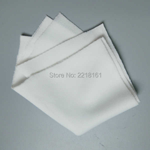 6*6 150 pcs/bag cleanroom wiper kain untuk Epson Seiko Xaar Konica Spectra polaris print head cleaner kit