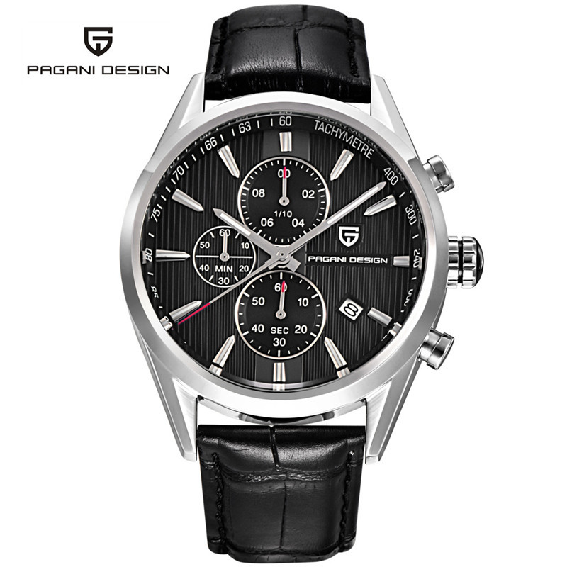 Pagani Design Mens Watches Quartz-watch Men Casual Military Leather Watches Men Wristwatch Sports Watch Clock Reloj Hombre SaatPagani Design Mens Watches Quartz-watch Men Casual Military Leather Watches Men Wristwatch Sports Watch Clock Reloj Hombre Saat