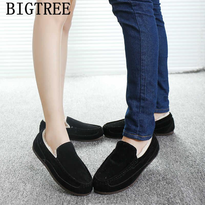 Düz çizmeler kar botları kadın kış ayakkabı kadın pembe çizmeler bayanlar rahat ayakkabılar siyah daireler chaussures femme botines mujer sapatos