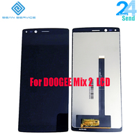 DOOGEE MIX 2 LCD Display+Touch Screen 100% Original New Tested Digitizer Glass Panel Replacement +Tools 5.99 inch in stock
