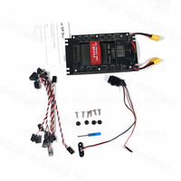 Rccskj E3102 Power DP Bec Servo Section Board Integrated CDI Remote Cut off For RC Model Airplane