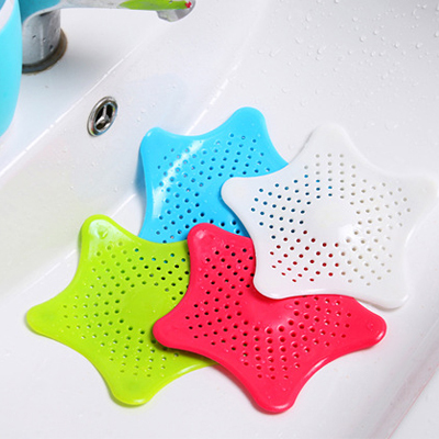 Buy Drain Stoppers Silicone Drain Filter for Kitchen Bath Floor Strainer  Hair Catcher Practical Drain Stopper Bathroom Sink 5 Pcs in Cheap Price on  ...