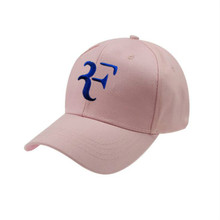 Letter Embroidery 3D F Dad Hat High Quality Tennis Star Roger Federer