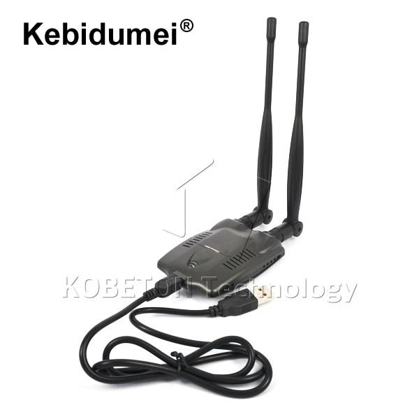 Wireless WiFi Adapter High Power Dual wifi Antenna 5dB 150Mbps Wireless Network