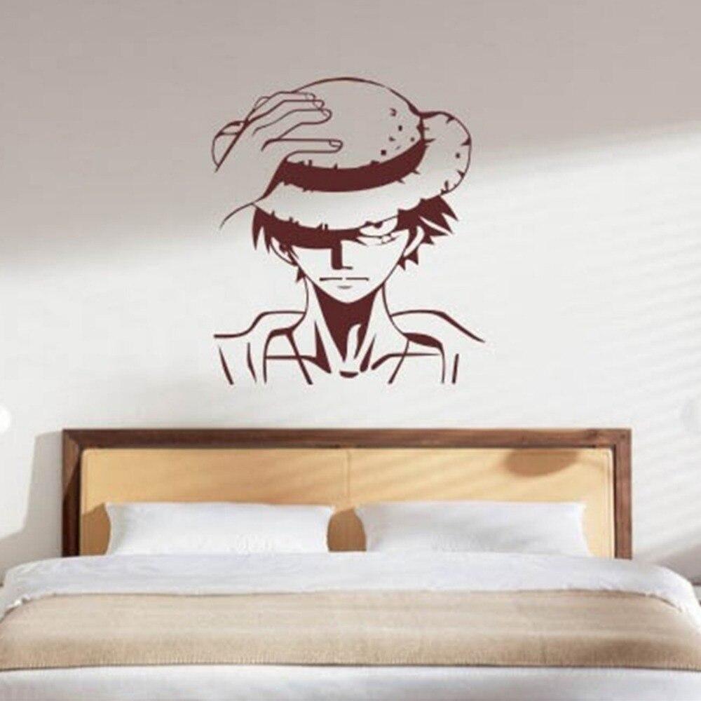Lukisan Dinding Kamar One Piece Sabalukisan
