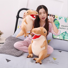 New Style Simulation Dinosaur Plush Toys Stuffed Animal Dinosaur Doll Toy Children Gift Boy's Birthday Gifts new arrival simulation ladybug plush toys stuffed animal doll toy plush pillow cushion children birthday gifts