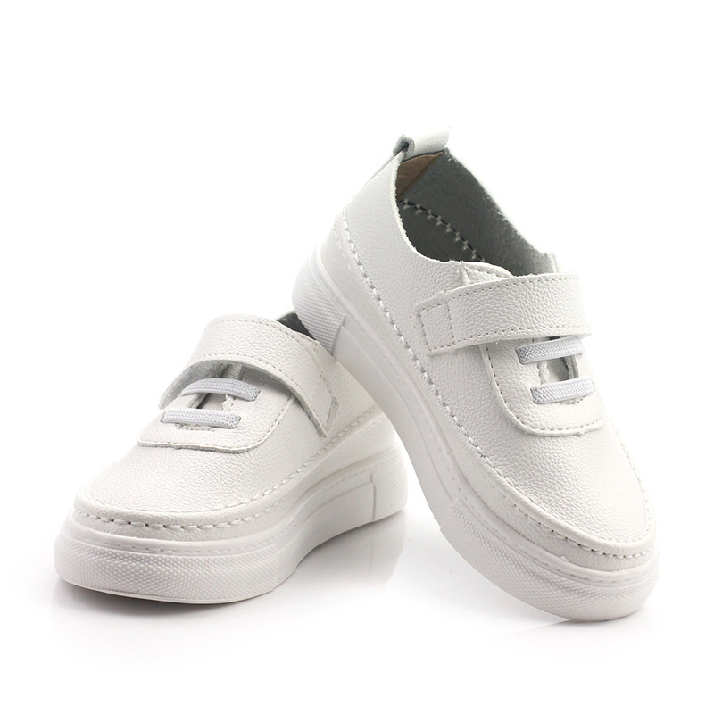 Kids Sneakers Girls Boys Casual Shoes Children White Black Yellow Sneakers Kids Outdoor Sport Shoes Toddler Kids Flats