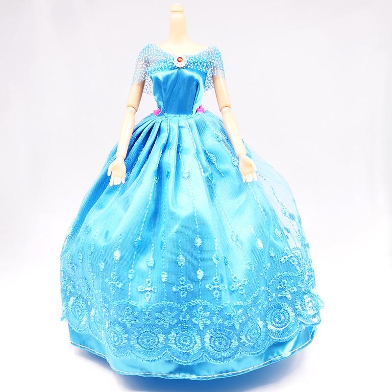 Visoka kvaliteta 1 kom dobrog qualtiy moda ručna odjeća haljina za - Lutke i pribor - Foto 1