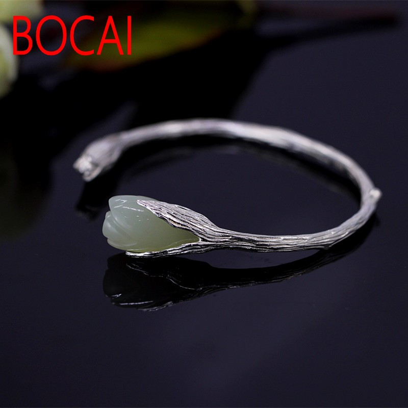 S990 sterling silver jewelry fashion beautiful bracelet