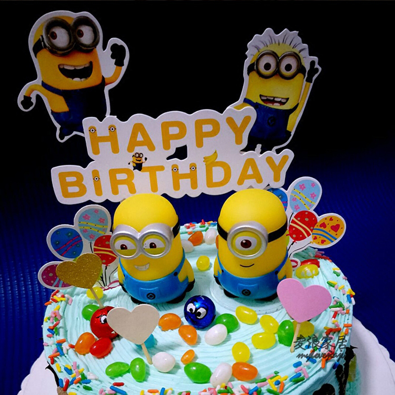 Excellent Boy Birthday Cake Topper Cake Decorating Children Kids Party Ts Funny Birthday Cards Online Elaedamsfinfo