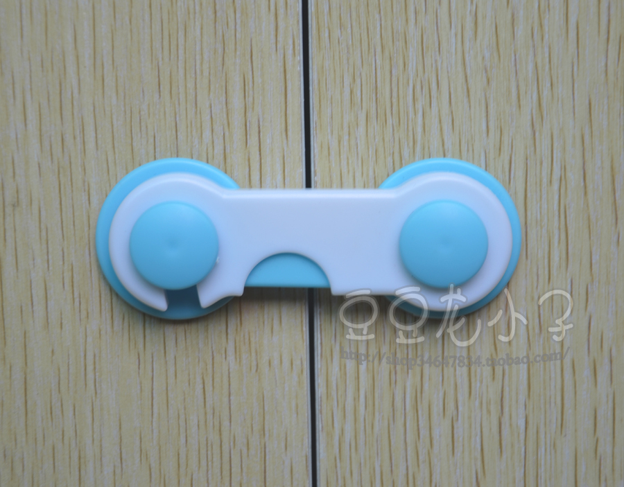 Free Shipping Baby child Drawer Safety Lock For Door Cabinet ,Baby safe products.baby care cabinet lock 3m glue