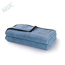 MJJC 60*80 cm Lavaggio Auto Super Assorbente Asciugamano In Microfibra Per La Pulizia Auto di Secchezza del Panno Orlare Cura dell'auto Panno Detailing Asciugamani