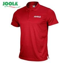 2018 new arrival JOOLA Table tennis clothes sportswear quick dry short sleeved men ping pong Shirt Badminton Sport Jerseys