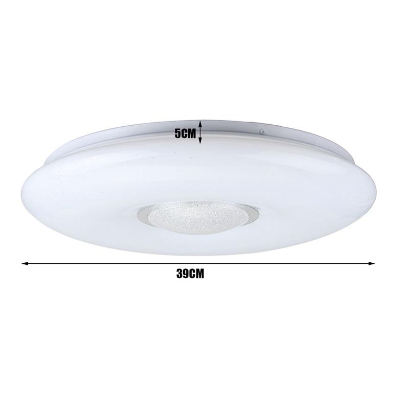 HTB1pycKasnrK1RjSspkq6yuvXXav 54W 2835SMD 36 LED Ceiling Lamp Led Light Bulbs Starlight Stars Sky 3-color Dimmable with Remote Control IP44 180V-240V