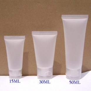 20pcs/lot 15ml 30ml 50ml 100ml Soft Cosmetic Cream Lotion Tube Empty  Airless Bottles Cream Jars Containers