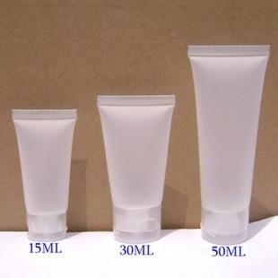 20 pcs/lot 15 ml 30 ml 50 ml 100 ml crème cosmétique douce Lotion Tube vide Airless bouteilles crème pots conteneurs