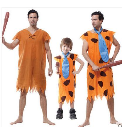 2017 Halloween cosplay costume adult male Indian leopard African primitive savage Aboriginal clothing Leopard Lovers clothing