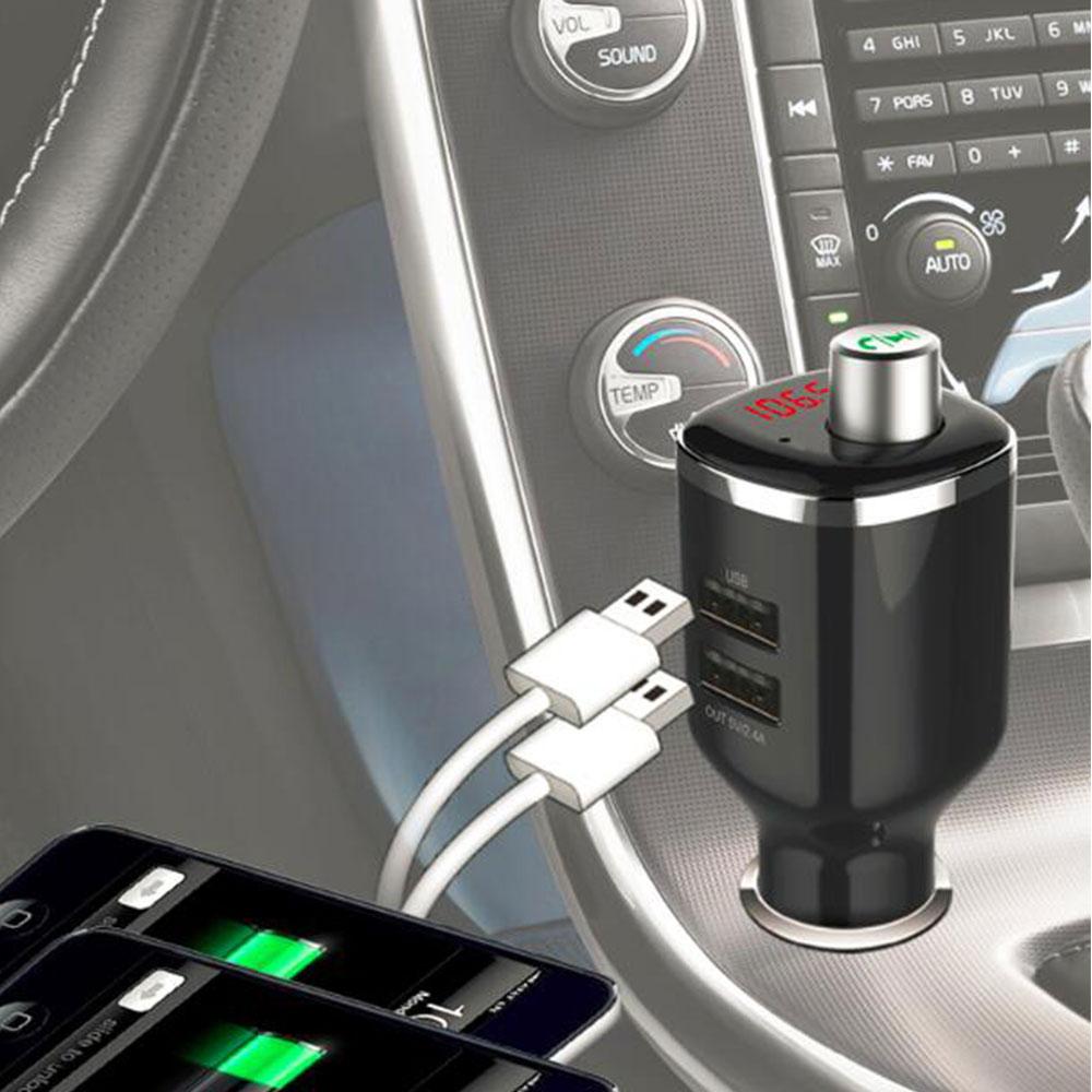 Բազմաֆունկցիոնալ մեքենա Bluetooth Ձեռքով - Ավտոմեքենաների էլեկտրոնիկա - Լուսանկար 1