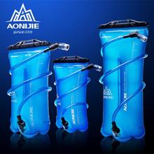 AONIJIE 1.5L/2L/3L Открытый Велоспорт Бег Складная ТПУ сумка для воды спортивная Гидратация мочевого пузыря для кемпинга Пешие прогулки альпинизм