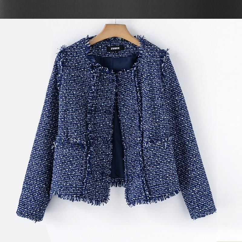 Online Get Cheap Women Small Tweeded Jacket -Aliexpress.com ...